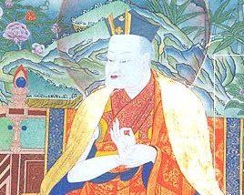 Dusum Chenpa, the 1st Karmapa