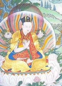 3rd Karmapa Rangjung Dorje