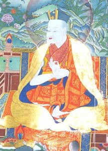 The 1st Karmapa