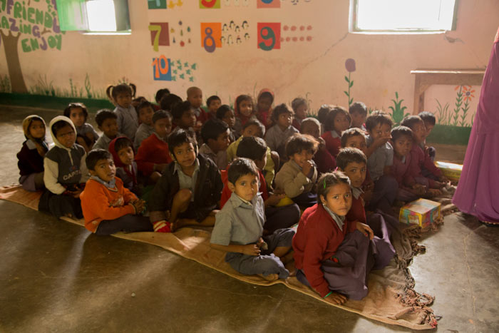 Bodhi Tree School provides education to some of the most underprivileged children in the area. Photo/Norbu Zangpo