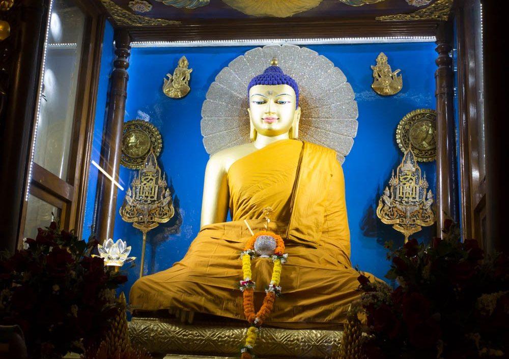 Karmapa invites students to Kagyu Monlam audio stream. Photo / Thule Jug