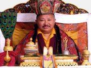 His Eminence Tsikey Chokling Rinpoche