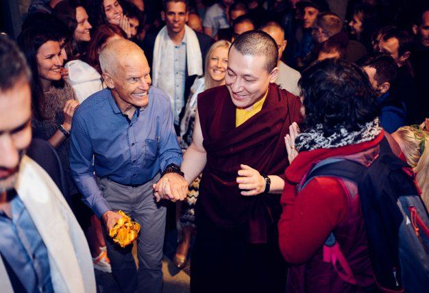 Karmapa's message for Lama Ole's 80th birthday
