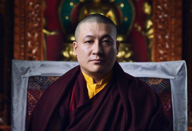 Thaye Dorje, His Holiness the 17th Gyalwa Karmapa. Photo / Tokpa Korlo
