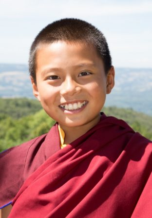 2nd Venerable Lama Chime Rinpoche