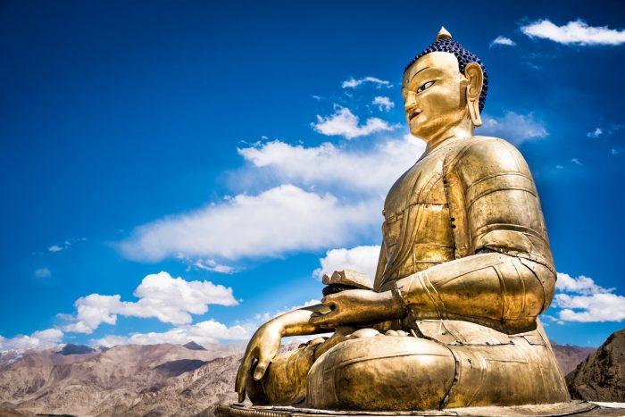 Students explore the Buddha's teachings in the KIBI Diploma in Buddhist Studies (Photo/Tokpa Korlo)