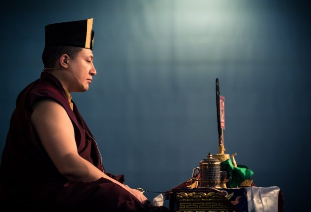 Karmapa's 2019 Vesak message for his students (Photo/Tokpa Korlo)