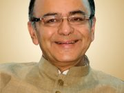 Arun Jaitley portrait by Augustus Binu [CC BY-SA 3.0 (https://creativecommons.org/licenses/by-sa/3.0)]