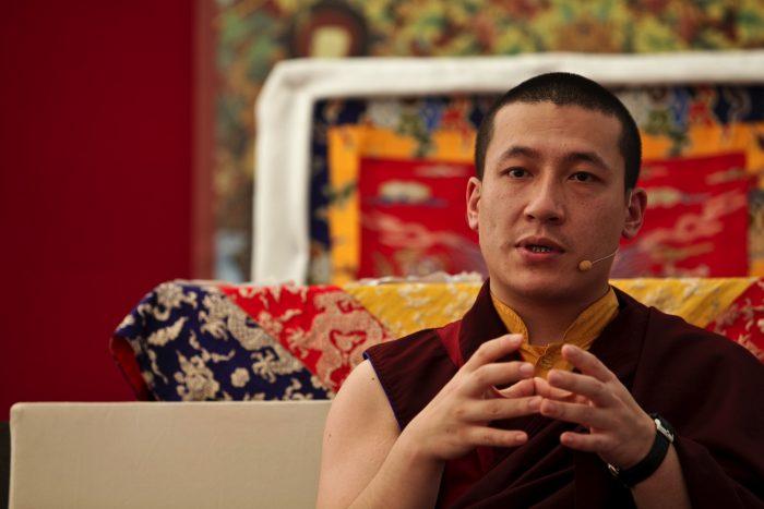 Thaye Dorje, His Holiness the 17th Gyalwa Karmapa. Photo / Hania Lubek