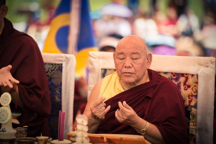 Beru Khyentse Rinpoche. Photo/Tokpa Korlo