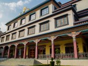 Karmapa International Buddhist Institute. Photo/Magda Jungowska