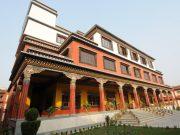 Karmapa International Buddhist Institute. Photo credit Axl Waltl