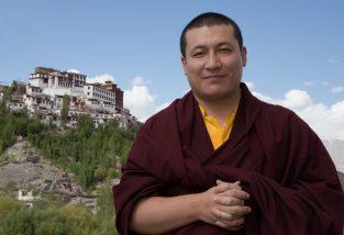 Thaye Dorje, His Holiness the 17th Gyalwa Karmapa. Photo / Magda Jungowska