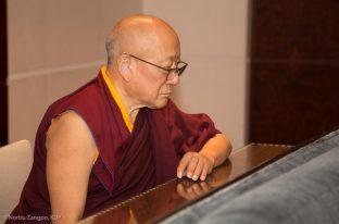 Solponla Tsultrim Namgyal, Karmapa's senior attendant
