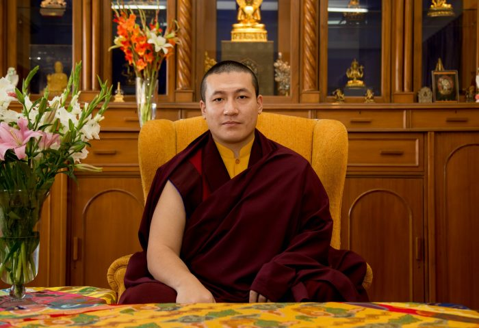 Thaye Dorje, His Holiness the 17th Gyalwa Karmapa. Photo / Norbu Zangpo