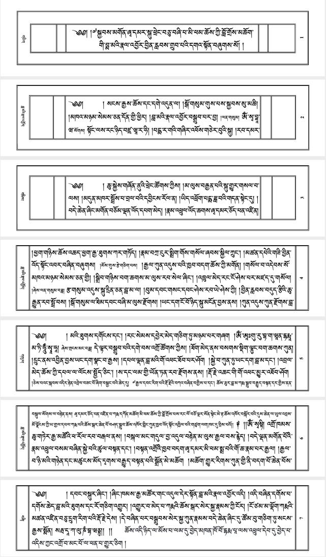 Guru Yoga 14th Shamar Rinpoche