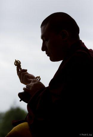Karmapa in Bodh Gaya: the King of Aspiration Prayers - The