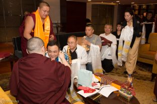 Audiences with Thaye Dorje, His Holiness the 17th Gyalwa Karmapa