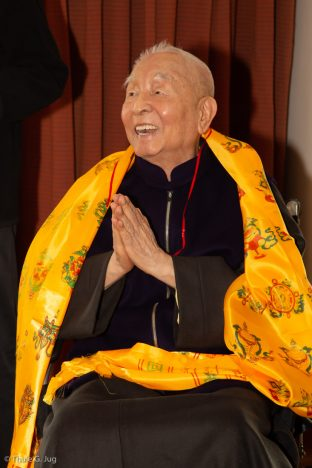 Master Shiah Jing Shan