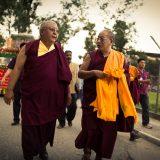 Lama Jigme Rinpoche and Sherab Gyaltsen Rinpoche. Photo/Tokpa Korlo