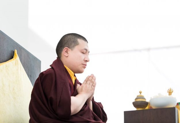 Thaye Dorje, His Holiness the 17th Gyalwa Karmapa, shares a message of condolence following the passing of Sheila Dikshit