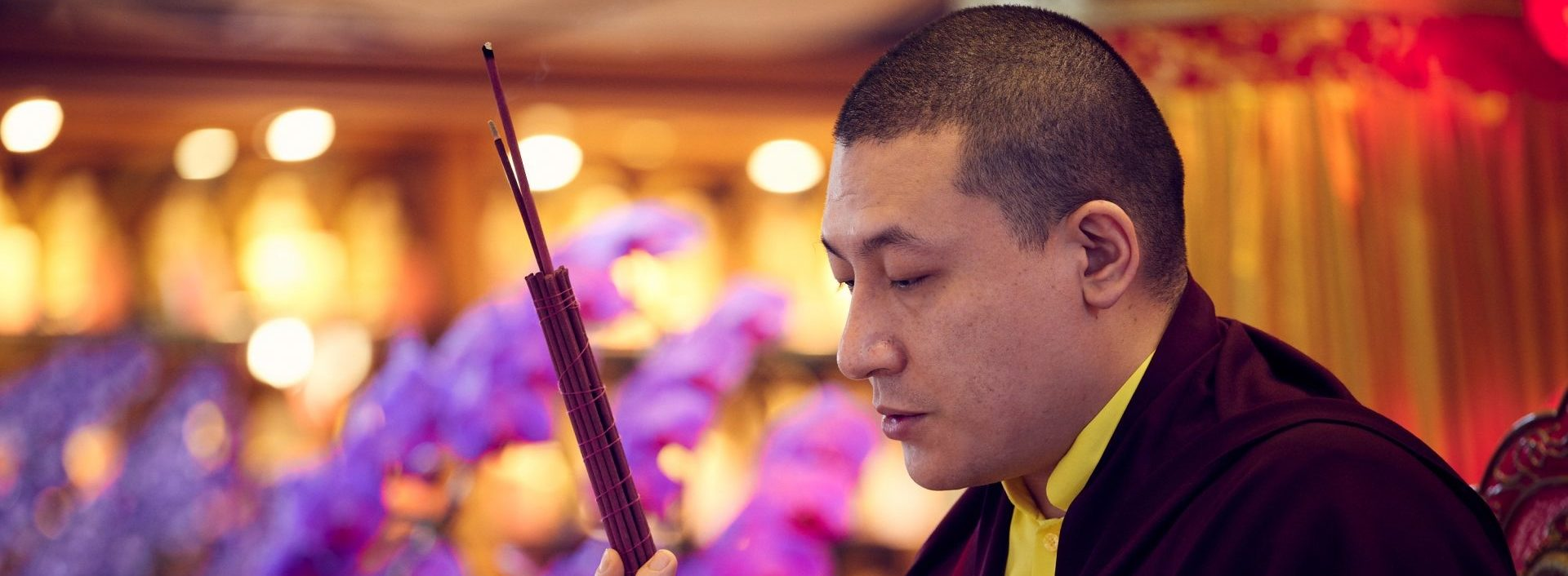 Thaye Dorje, His Holiness the 17th Gyawla Karmapa