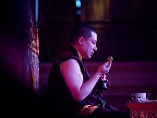 Thaye Dorje, His Holiness the 17th Gyalwa Karmapa, visits Indonesia in November 2019. Photo / Tokpa Korlo