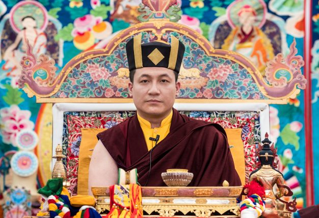 Thaye Dorje, His Holiness the 17th Gyalwa Karmapa, shares the following message regarding the passing this week of Sushma Swaraj, former Minister of External Affairs of India