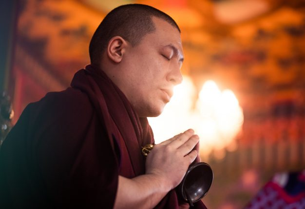 Thaye Dorje, His Holiness the 17th Gyalwa Karmapa shares a message on inner climate change