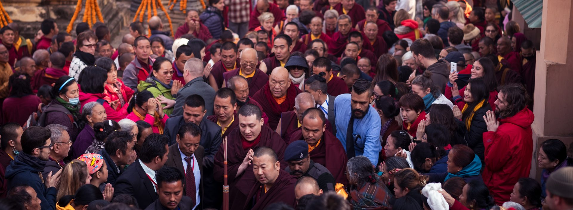 Thaye Dorje, His Holiness the 17th Gyalwa Karmapa, will preside over the Kagyu Monlam in Bodh Gaya in December 2019