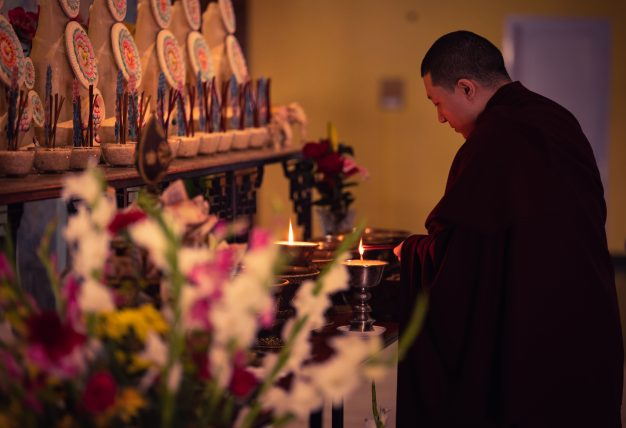 Tragedies in the Americas: Karmapa's message
