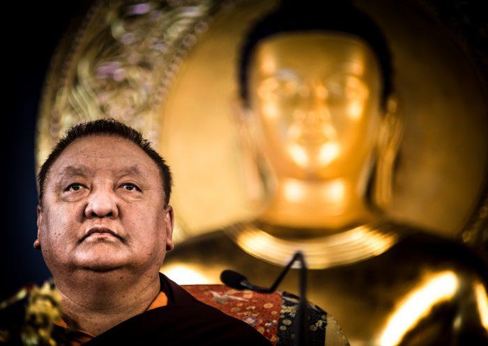 The late great teacher and Karma Kagyu lineage holder, Mipham Chokyi Lodro, His Holiness the 14th Kunzig Shamar Rinpoche (Photo/Tokpa Korlo)
