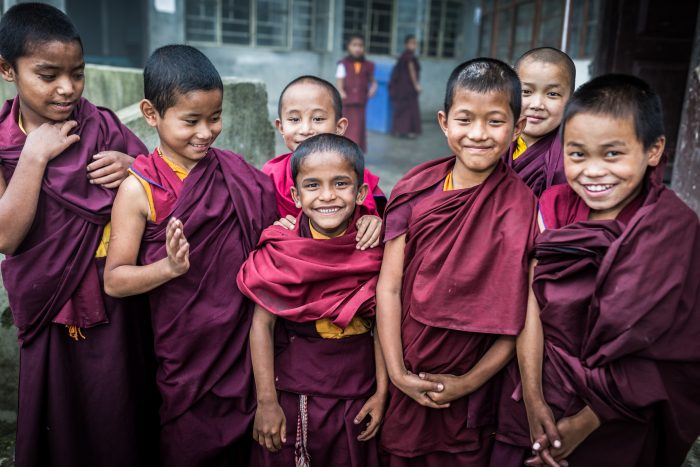 Protecting children online - empowering young people is a key area of focus of Thaye Dorje, His Holiness the 17th Gyalwa Karmapa (Photo/Tokpa Korlo)