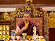 Thaye Dorje, His Holiness the 17th Gyalwa Karmapa