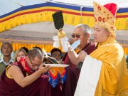 Thaye Dorje, His Holiness the 17th Gyalwa Karmapa, teaches on compassion