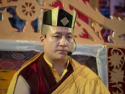 Thaye Dorje, His Holiness the 17th Gyalwa Karmapa, speaks about education