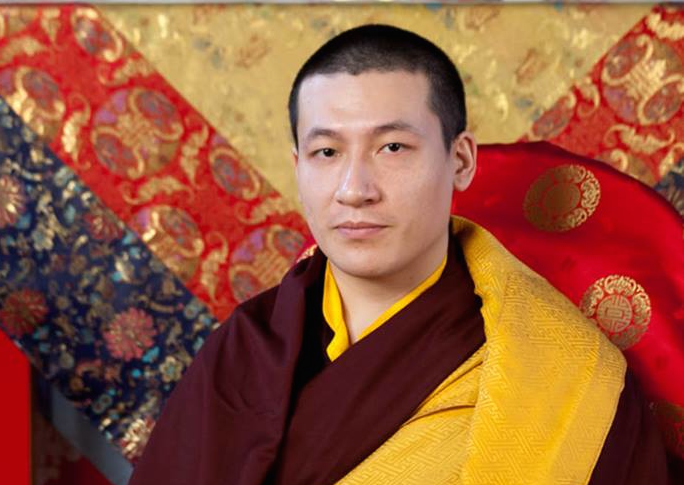 Thaye Dorje, His Holiness the 17th Gyalwa Karmapa. Photo / Thule Jug