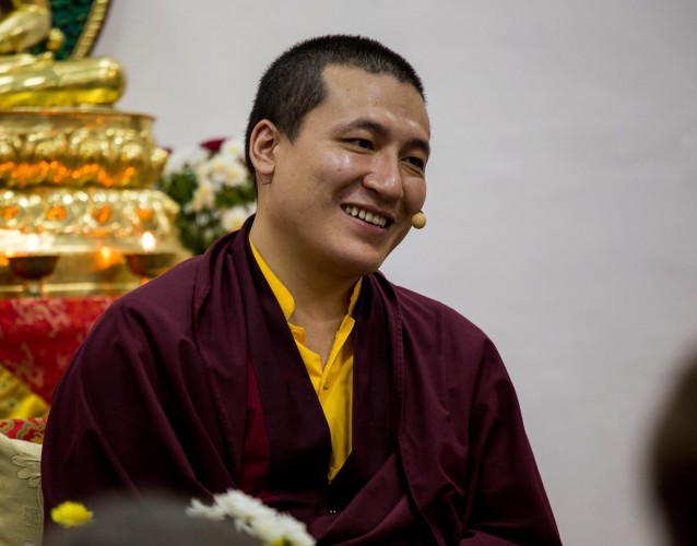 Thaye Dorje, His Holiness the 17th Gyalwa Karmapa