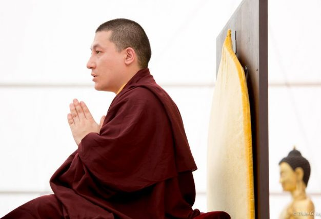 Thaye Dorje, His Holiness the 17th Gyalwa Karmapa, shares a message of hope