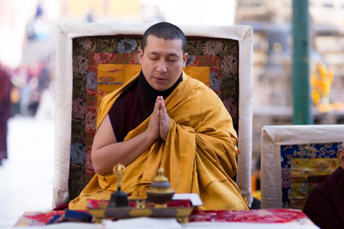 Thaye Dorje, His Holiness the 17th Gyalwa Karmapa, will visit France in 2015. Photo / Tokpa Korlo