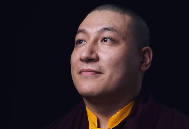 Thaye Dorje, His Holiness the 17th Gyalwa Karmapa, teaches on control and chocie