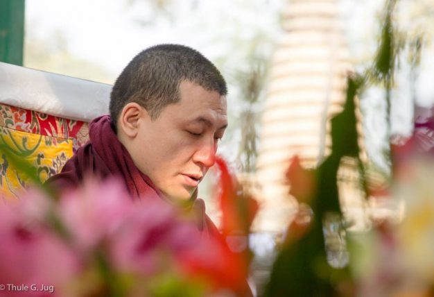 Thaye Dorje, His Holiness the 17th Gyalwa Karmapa, offers a teaching on hope