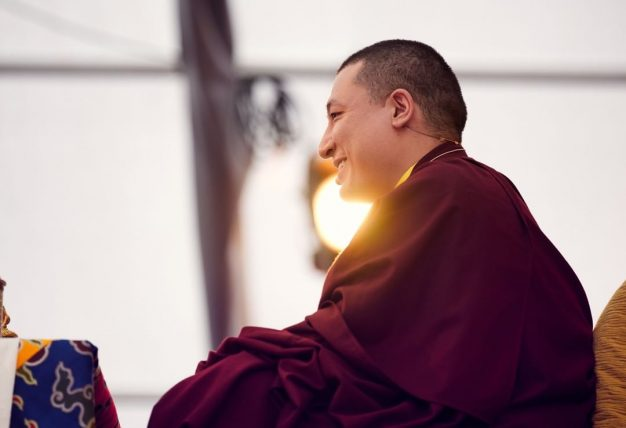Thaye Dorje, His Holiness the 17th Gyalwa Karmapa, shares a teaching on impermanence
