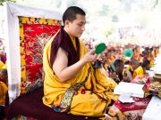 Thaye Dorje, His Holiness the 17th Gyalwa Karmapa. Photo/Tokpa Korlo