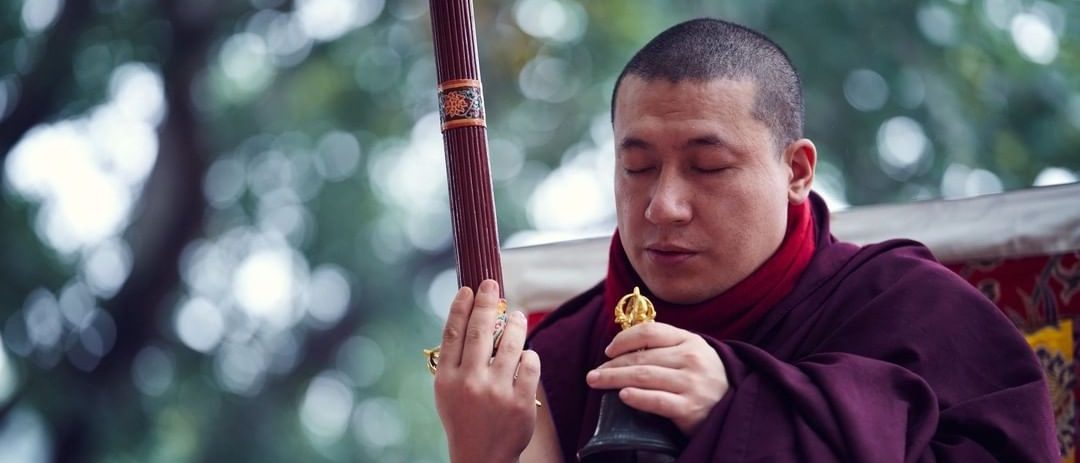 Thaye Dorje, His Holiness the 17th Gyalwa Karmapa, gives a teaching on compassion on Instagram