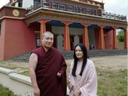 Karmapa and Sangyumla