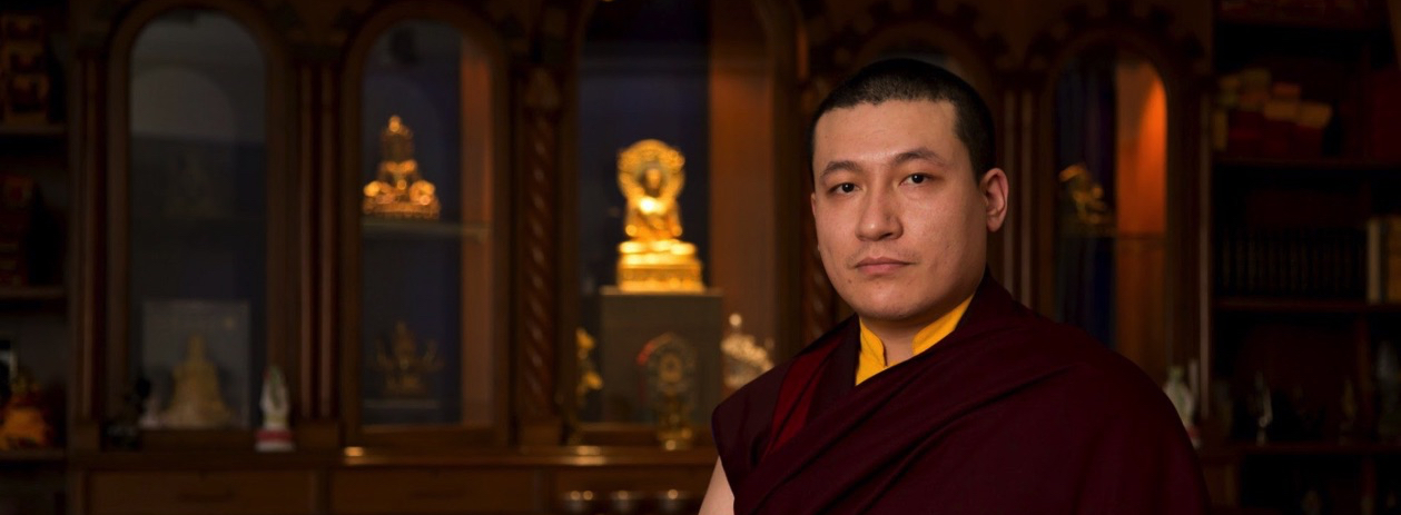 Karmapa has something special and personal to share with you...