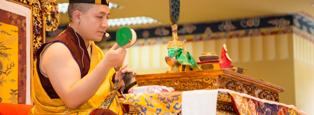 Thaye Dorje, His Holiness the 17th Gyalwa Karmapa, will travel to Europe in 2017. Photo / Magda Jungowska