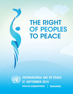 The United Nations International Day of Peace