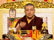 Thaye Dorje, His Holiness the 17th Gyalwa Karmapa, teaches on kindness